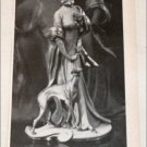 1971 Cappe Porcelin Figure ad