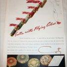 1939 Coty Lipstick ad