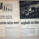 1961 Portland Cement ad