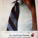 1969 Arrow I Love You Shirt Fathers Day ad