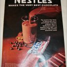 1968 Nestles Crunch Candy Bar ad