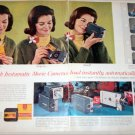 Kodak Instamatic Movie Camera Christmas ad