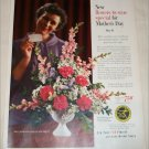 1963 FTD Mothers Day ad