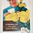 1956 FTD Mothers Day ad