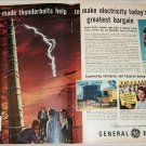 1956 GE Electricity ad