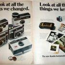 1968 Kodak Instamatic Cameras ad