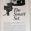1969 Kodak Instamatic M9 Movie Camera & M95 Projector ad