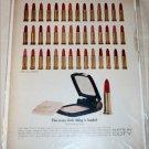 1964 Coty Duette Compact & Lipstick ad