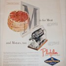 Goodyear Company Pliofilm Plastic ad