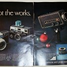 1969 Kodak Instamatic Cameras ad