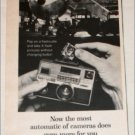 Kodak Instamatic 804 Camera ad