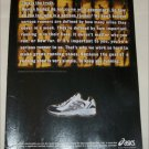 1992 Asics Gel-130 Shoe ad