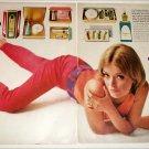 1965 Coty Cosmetics Christmas ad