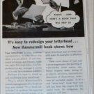 1945 Hammermill Bond ad