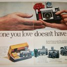1971 Kodak Instamatic X-15 Camera ad #3