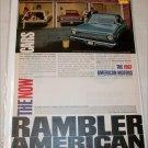 1967 American Motors Rambler American Lineup car ad