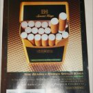 1992 Benson & Hedges Special Kings Cigarette ad