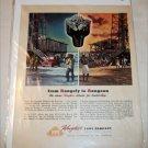 Hughes Tool Company Rangely To Rangoon ad