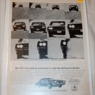 1967 American Motors Rebel SST 2 dr ht car ad b&w
