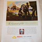 1948 Hughes Tool Company Cavalcade of Oil ad #3