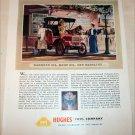 Hughes Tool Company Harness Oil & Gasolene ad