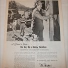 1948 Inco Nickle Vacation ad