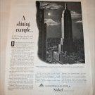 1952 Inco Nickle Company ad