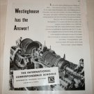 1946 International Correspondence Schools ad