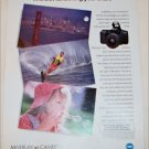 1992 Minolta Maxxum 3xi Camera ad