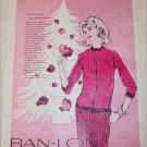 1958 Ban-Lon Sweater and Skirt Christmas ad