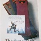 1967 Ban-Lon Interwoven Socks ad