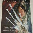 1947 Community Morning Star Silverware ad
