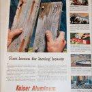 1953 Kaiser Aluminum ad