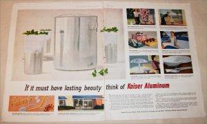 1956 Kaiser Aluminum ad
