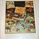 1921 Whitman's Sampler Chocolates ad