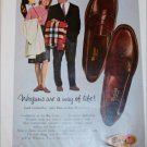 1964 Bass Shoes ad