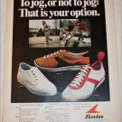 Bata Shoes ad