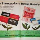 1965 Kimberly-Clark ad