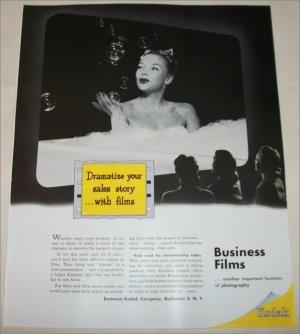 Kodak Business Films ad