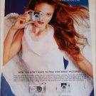 2000 Olympus I Zoom75 & I Zoom2000 Cameras ad