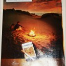 2000 Cambridge Lights Kings Cigarette ad