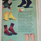 Bear Brand Hosiery Easter ad featuring Watts Bruin