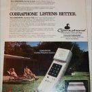 Dynascan Cobraphone ad