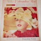 Dorothy Gray Edwardian Rose Lipstick ad