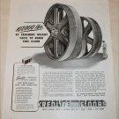 1948 Kreolite Wood Block Floors ad