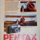 1993 Pentax IQZoom 115 Camera ad
