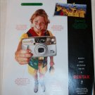 1999 Pentax IQZoom140M Camera ad