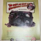2000 Pentax IQZoom105WR Camera ad featuring The Crocodile Hunter Steve Irwin
