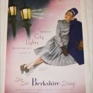 1947 Berkshire Nylon Stockings ad