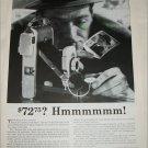 1959 Polaroid Land Camera 72.75 ad